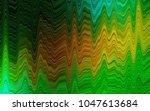 dark green  yellow vector... | Shutterstock .eps vector #1047613684