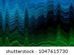light blue  green vector... | Shutterstock .eps vector #1047615730
