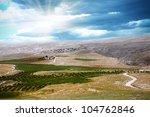 holy land | Shutterstock . vector #104762846