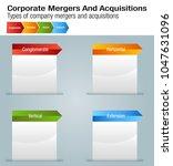 an image of a business... | Shutterstock .eps vector #1047631096