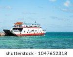 cancun  qr  mexico   feb 11 ...   Shutterstock . vector #1047652318