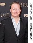 Small photo of New York, NY - March 15, 2018: Simon Beaufoy attends FX Annual All-Star Party at SVA theater