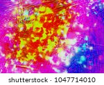 abstract colorful background... | Shutterstock . vector #1047714010