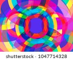 abstract colorful background... | Shutterstock . vector #1047714328