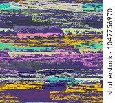 grunge stripes chalk vector... | Shutterstock .eps vector #1047756970