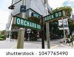 singapore   february 19  2018   ... | Shutterstock . vector #1047765490