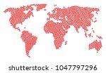 global map composition... | Shutterstock .eps vector #1047797296