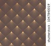 art deco pattern. seamless... | Shutterstock .eps vector #1047840019