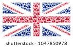 english flag composition...   Shutterstock .eps vector #1047850978