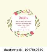 wedding  anniversary  born ...   Shutterstock .eps vector #1047860950
