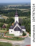 pisarovinska jamnica  croatia   ... | Shutterstock . vector #1047876214