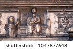 verona  italy   may 27  detail... | Shutterstock . vector #1047877648