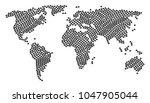 continent atlas pattern... | Shutterstock .eps vector #1047905044