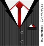 vector illustration of flat... | Shutterstock .eps vector #1047979366