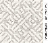 vector seamless pattern....   Shutterstock .eps vector #1047984493