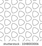 seamless vector pattern.... | Shutterstock .eps vector #1048003006