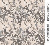 urban ufo camouflage in... | Shutterstock .eps vector #1048045840