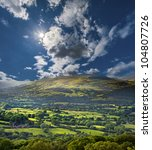 Brecon Beacons National Park In ...