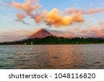 arenal volcano costa rica | Shutterstock . vector #1048116820