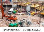 vilnius  lithuania   september... | Shutterstock . vector #1048153660
