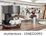 Coffeemaker With Two Cups  In...