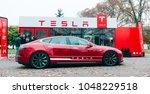 paris  france   nov 29  2014 ... | Shutterstock . vector #1048229518