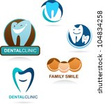 collection of dental clinic...