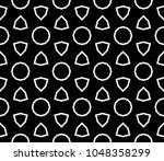 traditional geometric seamless... | Shutterstock .eps vector #1048358299