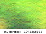 light green vector template... | Shutterstock .eps vector #1048365988