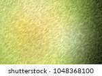light green  yellow vector... | Shutterstock .eps vector #1048368100