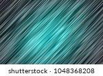dark blue vector pattern with... | Shutterstock .eps vector #1048368208