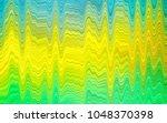 light green  yellow vector... | Shutterstock .eps vector #1048370398