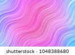 light blue vector template with ... | Shutterstock .eps vector #1048388680