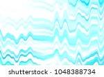 light blue vector pattern with... | Shutterstock .eps vector #1048388734