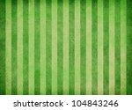 Striped Green Background. It I...