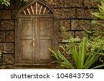 door   Shutterstock . vector #104843750