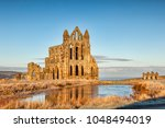 Whitby Abbey  North Yorkshire ...