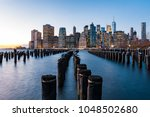 New York City Skyline From...