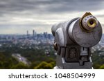 the telescope at mount coo tha...   Shutterstock . vector #1048504999