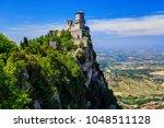 Fortress Guaita On Mount Titan...
