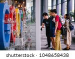 singapore  march 2018  a...   Shutterstock . vector #1048658438