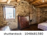 Rustic Bedroom In The Farmer's...