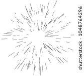 sun burst  star burst sunshine. ...   Shutterstock .eps vector #1048764296