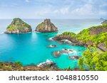 fernando de noronha  brazil | Shutterstock . vector #1048810550