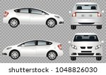 a large white machine on a...   Shutterstock .eps vector #1048826030