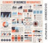 infographic vector elements for ...   Shutterstock .eps vector #1048830143
