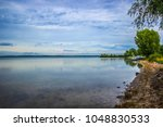 picturesque  the sniardwy lake  ... | Shutterstock . vector #1048830533