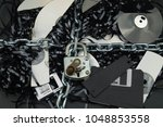 data security   data protection | Shutterstock . vector #1048853558