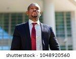 portrait of a businessman in...   Shutterstock . vector #1048920560