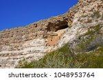 montezuma castle national... | Shutterstock . vector #1048953764